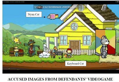 copyright-attorney-trademark-sue-nyan-cat-keyboard-cat-Scribblenauts.jpg