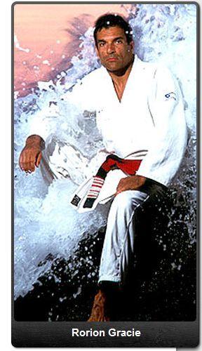 Mixed Martial Arts Fight Over Gracie Jiu Jitsu Trademark