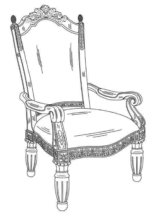 chair-design-patent-copyright-furniture
